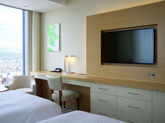 名古屋JR門樓酒店(Nagoya JR Gate Tower Hotel)高級雙床房