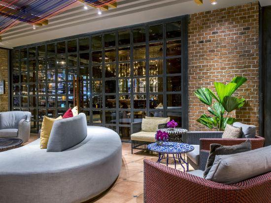 曼谷素坤逸11號美居酒店(Mercure Bangkok Sukhumvit 11)大堂吧