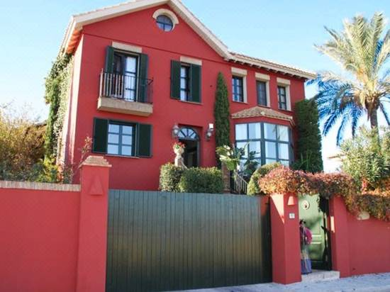 House With 4 Bedrooms In Denia With Wonderful Mountain View