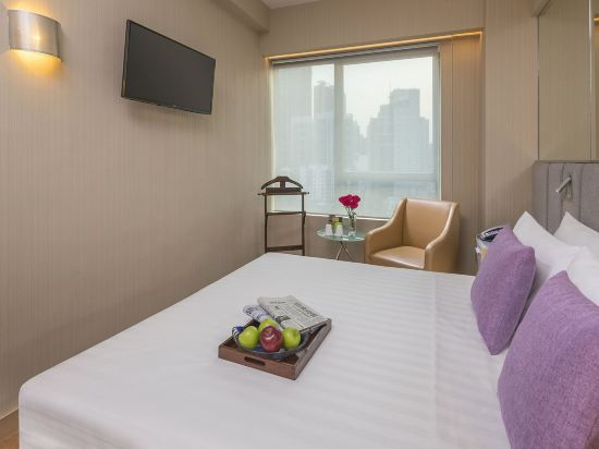 香港遠東絲麗酒店(Silka Far East Hotel)豪華房