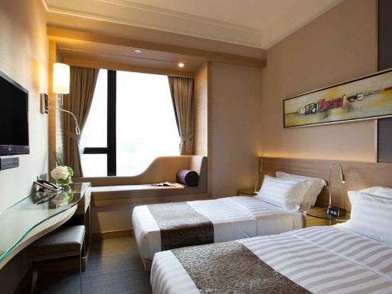 香港九龍珀麗酒店(Rosedale Hotel Kowloon)豪華客房