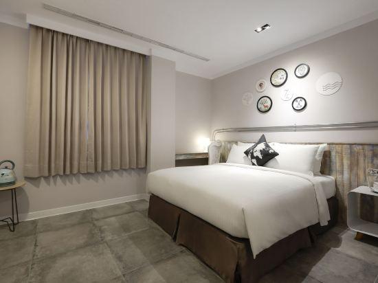 台中莿桐花文創微旅(Napas Hotel)標準雙人房