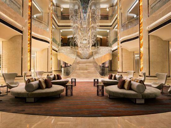 澳門JW萬豪酒店(JW Marriott Hotel Macau)公共區域
