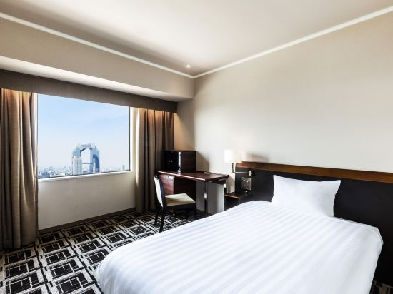 大阪阪神酒店(Hotel Hanshin Osaka)單人房