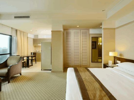 太平洋麗晶套房酒店(Pacific Regency Hotel Suites)高級套房