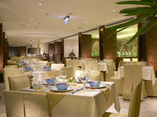 台北北投春天酒店(Spring City Resort)餐廳