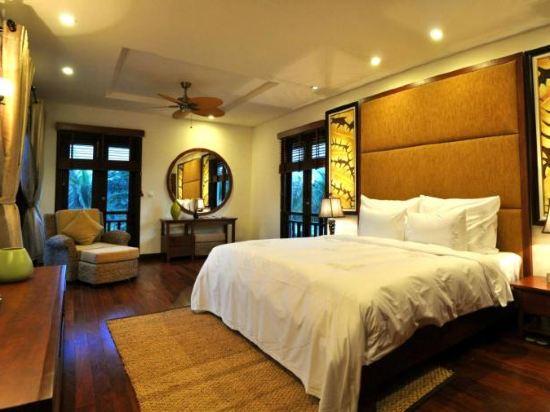 峴港富麗華別墅酒店(Furama Villas Danang)三卧室泳池別墅