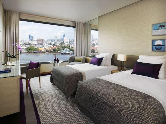 曼谷河畔安凡尼臻選酒店(Avani+ Riverside Bangkok Hotel)阿瓦尼河景房