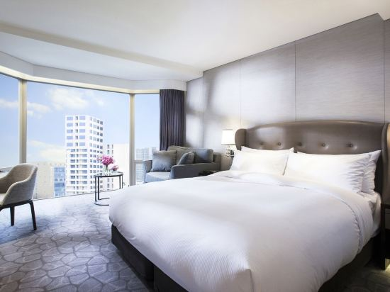 百樂達斯釜山酒店(Paradise Hotel Busan)新館豪華城景房