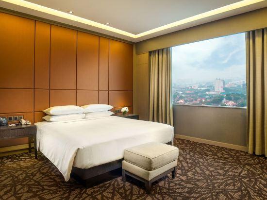 八打靈再也希爾頓酒店(Hilton Petaling Jaya)行政套房