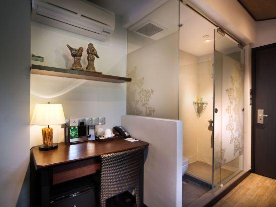 新加坡客來福酒店惹蘭蘇丹33號(Hotel Clover 33 Jalan Sultan Singapore)精選園景單人房(無窗)