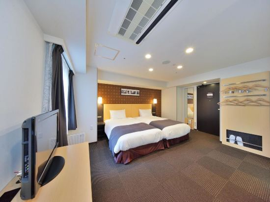 大阪心齋橋貝斯特韋斯特菲諾酒店(Best Western Hotel Fino Osaka Shinsaibashi)標準房