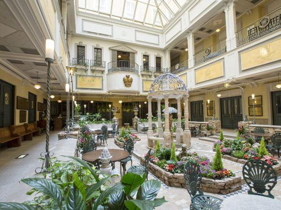 札幌蒙特利酒店(Hotel Monterey Sapporo)公共區域