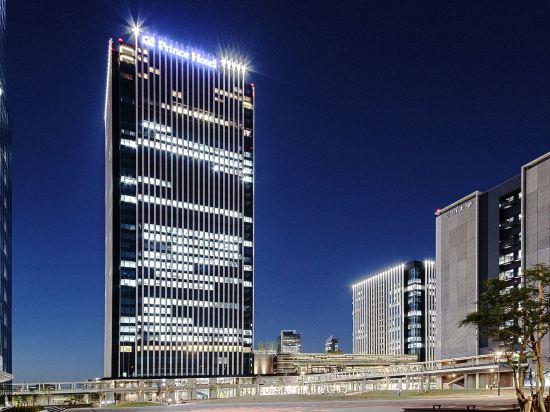 名古屋王子大飯店(Nagoya Prince Hotel Sky Tower)外觀