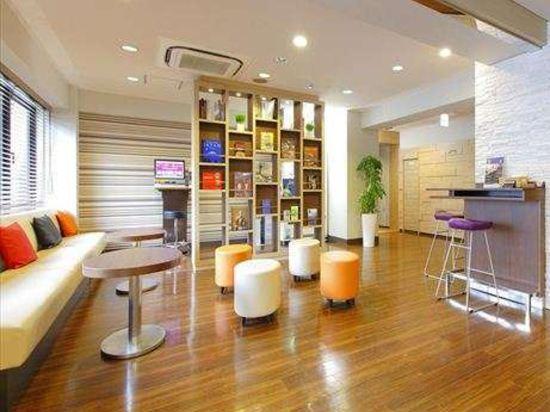 MYSTAYS 淺草酒店(HOTEL MYSTAYS Asakusa)公共區域