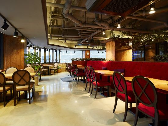 九棵樹酒店(Nine Tree Hotel Myeongdong)餐廳