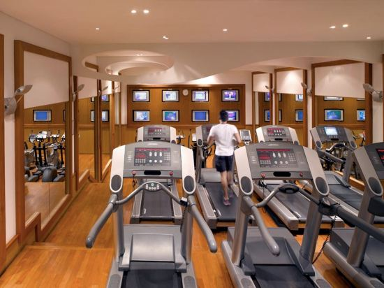 史丹福瑞士酒店(Swissotel the Stamford)健身娛樂設施
