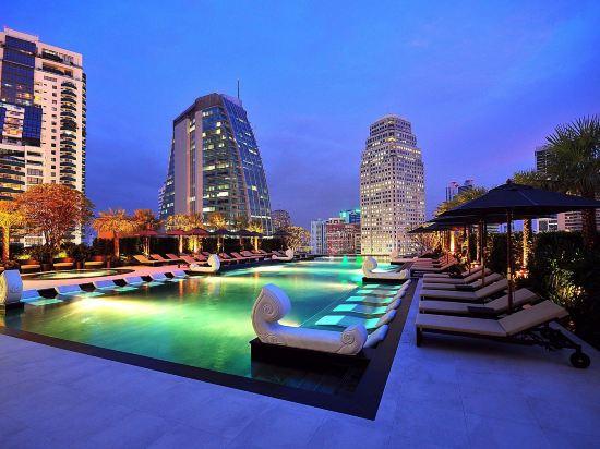 曼谷素坤逸航站 21 中心酒店(Grande Centre Point Hotel Terminal21)健身娛樂設施