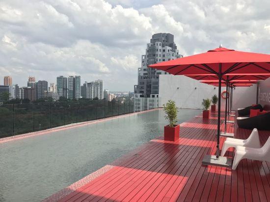吉隆坡紅酒店(Red by Sirocco Kuala Lumpur)健身娛樂設施