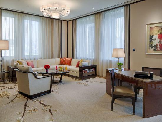 香港半島酒店(The Peninsula Hong Kong)豪華套房
