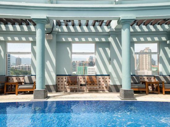 香港逸東酒店(Eaton HK)健身娛樂設施