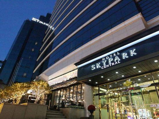 天空花園酒店明洞中心店(Hotel Skypark Central Myeongdong)外觀