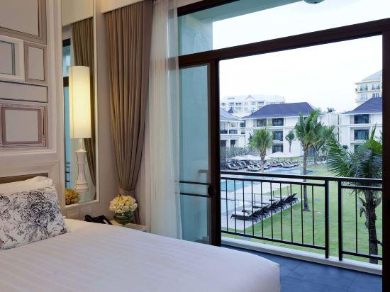 屋曼谷沙吞度假村(U Sathorn Bangkok Resort)園景豪華房
