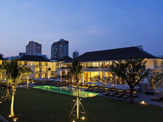 屋曼谷沙吞度假村(U Sathorn Bangkok Resort)外觀