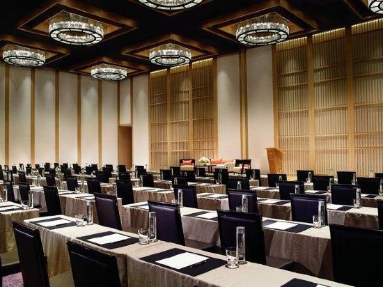 京都麗思卡爾頓酒店(The Ritz-Carlton Kyoto)會議室