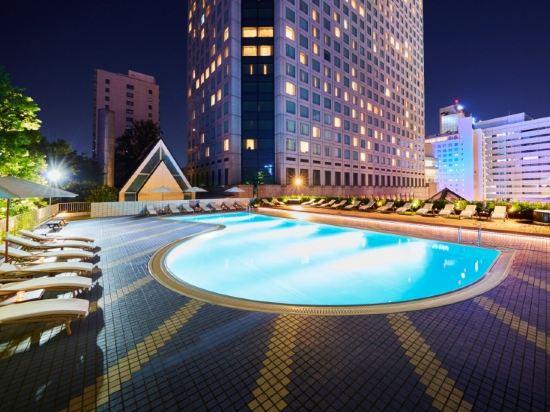 品川王子大飯店(Shinagawa Prince Hotel)室外游泳池
