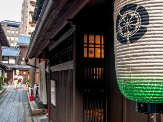 the b 京都三條酒店(The b Kyoto Sanjo)外觀