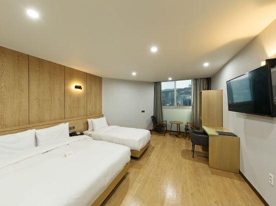 諾克拉米亞酒店(Notte La Mia)豪華雙床房