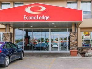 溫尼伯南部伊克諾旅館(Econo Lodge Winnipeg South)