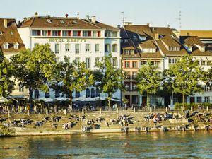 克拉夫特巴塞爾酒店(Krafft Basel)