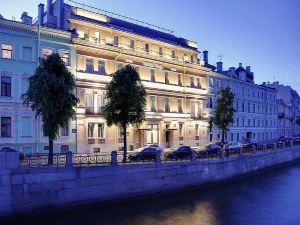 多米娜聖彼得堡名譽酒店(Domina Prestige St.Petersburg)