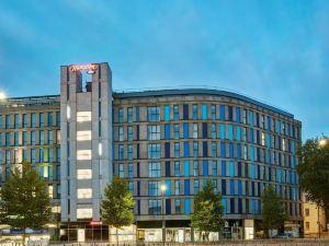 布里斯托爾城中心希爾頓歡朋酒店(Hampton by Hilton Bristol City Centre)