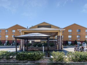 田納西州立大學舒適酒店(Comfort Inn A Nashville Near Tennessee State University)