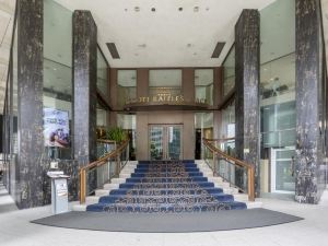 新加坡雅詩閣來福士服務公寓(Ascott Raffles Place Singapore)