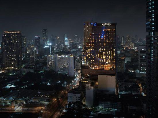 曼谷鉑爾曼G酒店(Pullman Bangkok Hotel G)