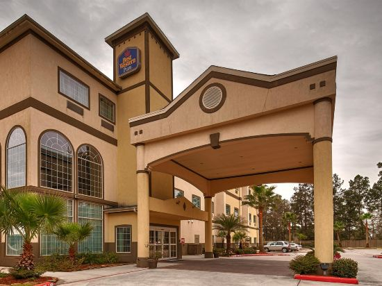 Best Western Plus New Caney Inn Suites