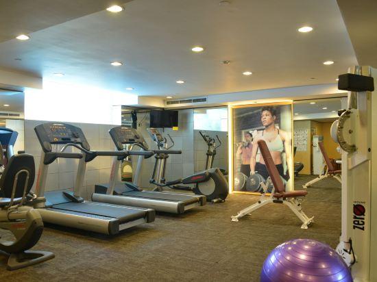 新加坡半島怡東酒店(Peninsula Excelsior Hotel Singapore)健身房