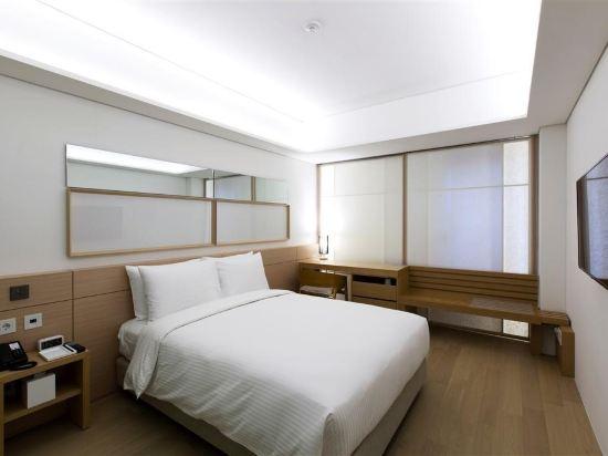首爾明洞喜普樂吉酒店(原首爾黃金鬱金香M酒店)(Sotetsu Hotels The SPLAISIR Seoul Myeongdong)入住時指定房型