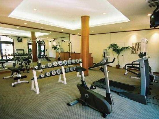 兀蘭酒店芭堤雅度假村(Woodlands Hotel and Resort Pattaya)健身房