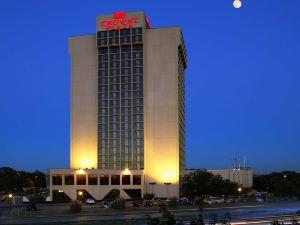 達拉斯市場中心皇冠假日酒店