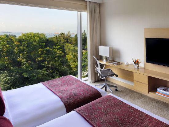 新加坡聖淘沙艾美酒店(Le Méridien Sentosa Singapore)經典至尊房