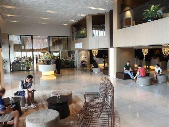 曼谷財富美爵酒店(Grand Mercure Bangkok Fortune)公共區域