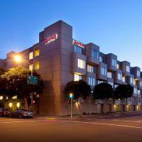 舊金山漁人碼頭萬豪酒店酒店預訂