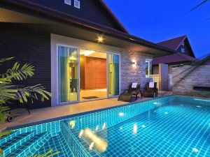 喬木提恩泳池別墅(The Ville Jomtien Pool Villa)