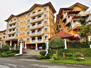 吉隆坡白沙羅高原Cempenai公園公寓(Cempenai Parc Residences Damansara Height Kuala Lumpur)