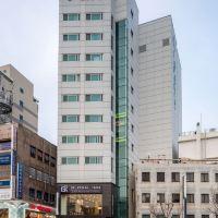 釜山全球客棧南浦洞酒店酒店預訂